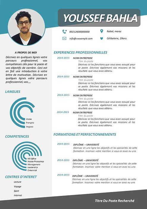 CV PowerPoint 2020