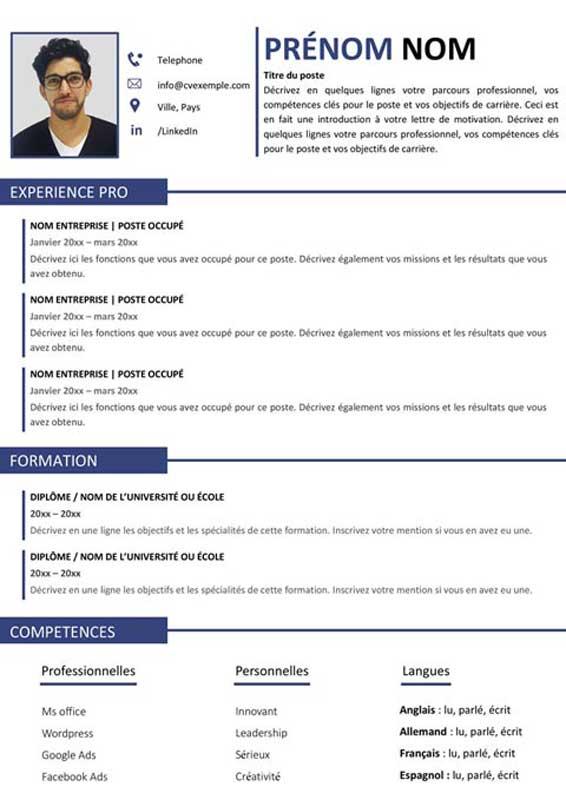CV Doc