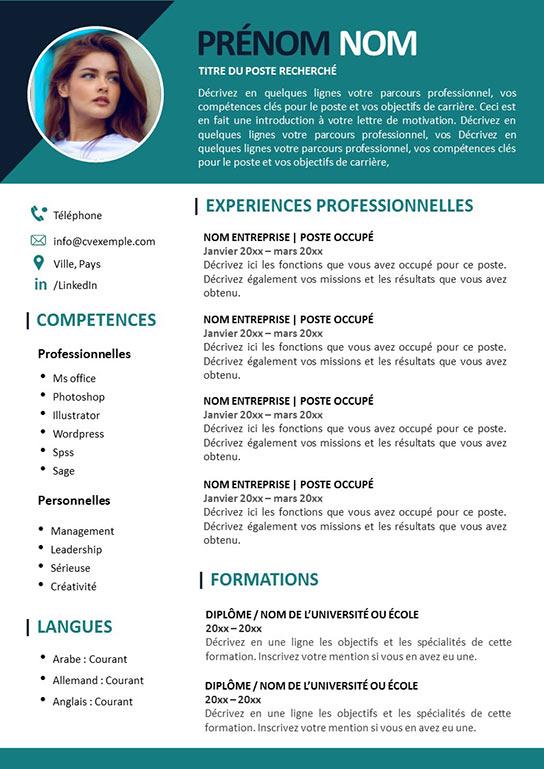 CV Polyvalent